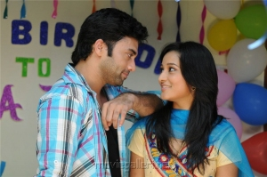 Navdeep, Ritu Barmecha in Vasul Raja Movie Stills