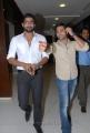 Rana, Navdeep at Vasool Raja Movie Trailer Launch Photos