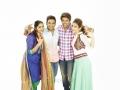 Bhanu, Santhanam, Arya, Tamanna in VSOP Tamil Movie Images