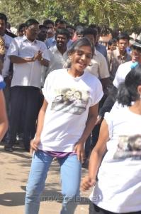 Vathikuchi Movie Musical Rally at AVM Rajeswari Theatre Photos