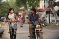 Anjali, Dileepan in Vathikuchi Movie Stills