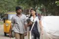 Dileepan, Anjali in Vathikuchi Movie Stills