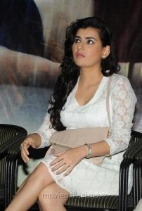 Veda Archana Hot Pics at Kamalatho Naa Prayanam Trailer Launch