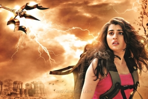 Panchami Movie Actress Veda Archana Hot Pics