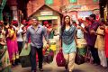 Ajith, Lakshmi Menon in Vedalam Movie Stills
