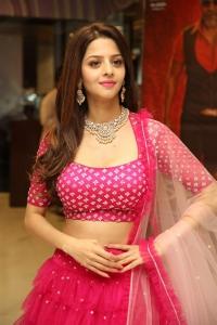 Actress Vedhika New Stills @ Kanchana 3 Success Meet