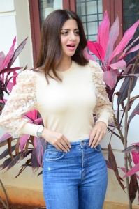 Actress Vedika Latest Pics @ Ruler Movie Interview