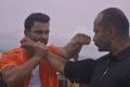 Sachin Joshi, Kishore in Veedevadu Movie Stills