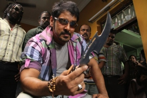 Chiyaan Vikram @ Veedinthe Movie Stills