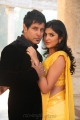 Vikram Deeksha Seth @ Veedinthe Movie Stills