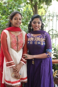 Anjali Nair at Veedu Virpanaikku Movie Launch Photos