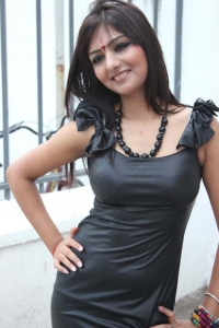 Actress Khushi Mukherjee at Veedu Virpanaikku Movie Launch Photos