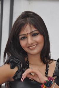 Actress Khushi Mukherjee at Veedu Virpanaikku Movie Launch Stills