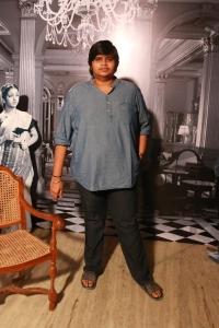 Karthik Subaraj @ Celebrating a pioneer, a path breaking film maker Veena S Balachander Event Stills
