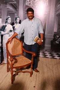 R.Parthiban @ Celebrating a pioneer, a path breaking film maker Veena S Balachander Event Stills