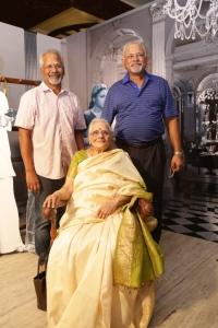Mani Ratnam @ Celebrating a pioneer, a path breaking film maker Veena S Balachander Event Stills