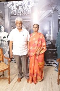 Editor Mohan @ Celebrating a pioneer, a path breaking film maker Veena S Balachander Event Stills