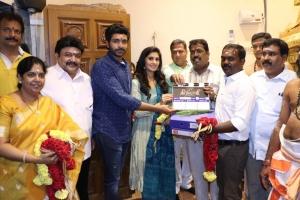 Veera Sivaji Movie Pooja Stills