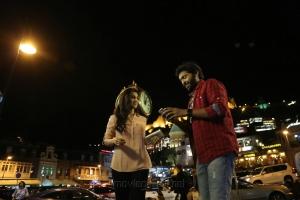 Shamili, Vikram Prabhu in Veera Sivaji Movie Latest Stills