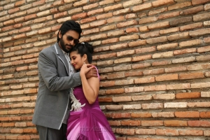 Vikram Prabhu, Shamili in Veera Sivaji Movie Latest Stills