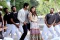 Vikram Prabhu, Shamili in Veera Sivaji Movie Stills
