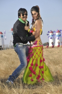 Ravi Teja,Tapsee in Veeraiah Movie Stills