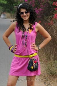 Tapsee Hot in Veeraiah Movie