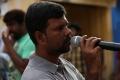 Director Fareed @ Veeraiyan Movie Working Stills