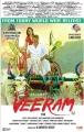 Tamanna, Ajith in Veeram Movie Release Posters