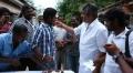 Veeram Shoot Spot Assist Director Gokul B'Day celeberations