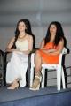 Richa Panai, Shravya Reddy @ Veerudokkade Audio Launch Stills