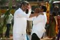 Ajith, Santhanam in Veerudokkade Movie Photos