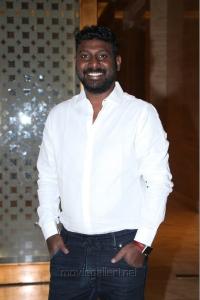 Actor Vijay Vasanth @ Velaikaran Audio Launch Stills