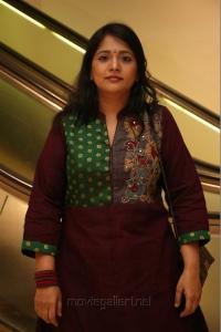Actress Vinodhini Vaidyanathan @ Velaikaran Audio Launch Stills