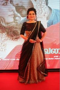 Anchor Dhivyadharshini DD @ Velaikaran Audio Launch Stills