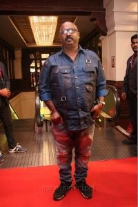 Art Director T Muthuraj @ Velaikaran Audio Launch Stills