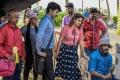 Sivakarthikeyan, Nayanthara, Mohan Raja @ Velaikaran Shooting Spot Stills