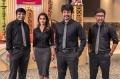 Sathish, Nayanthara, Sivakarthikeyan, RJ Balaji in Velaikkaran Movie Stills