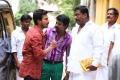 Vishnu Vishal, Soori, Robo Shankar in Velainu Vandhutta Vellaikaaran Movie Stills