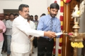 Kalaipuli S Thanu, Dhanush @ Velaiyilla Pattathari 2 (VIP 2) Movie Pooja Stills