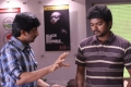 Vijay, Jayam Raja @ Velayutham Movie On Location