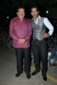 Actor Pandu with son Pintu at Vellachi Movie Audio Launch Stills