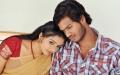 S.Sathish, Deepti Nambiar in Vellai Kagitham Tamil Movie Stills