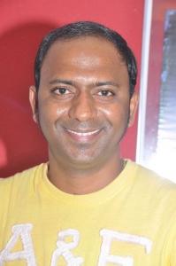 Music Director Sathish Varshan at Vellai Kagitham Movie Team Interview Stills