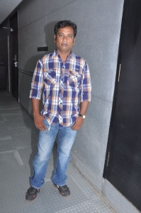 Director GV Chandar at Vellai Kagitham Movie Team Interview Stills