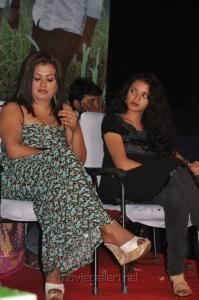 Actress Sona, Supraja at Vellai Movie Audio Launch Photos