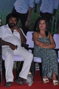 G.Sekaran, Sona at Vellai Movie Audio Launch Stills