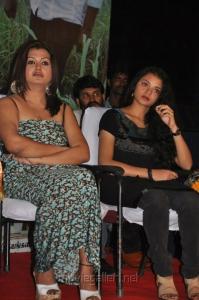 Actress Sona, Supraja at Vellai Movie Audio Launch Stills