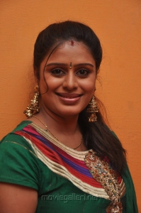 Actress Latha Rao at Vellai Movie Audio Launch Stills