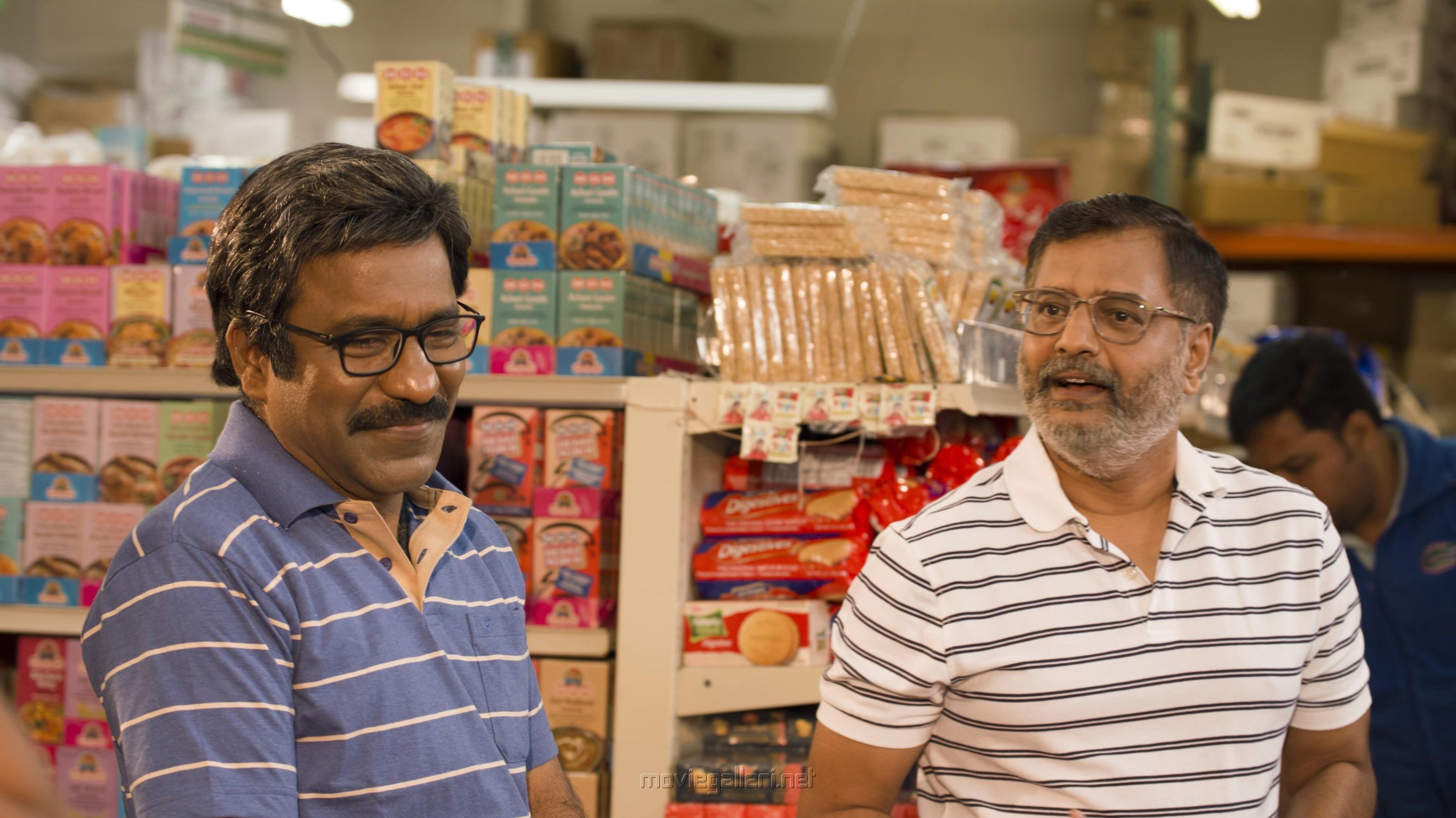 Charlie, Vivek in Vellai Pookal Movie Stills HD